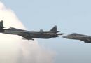 """Tin thế giới - Tiêm kích tàng hình Su-57 của Nga được """"trình diễn"""" cùng loại tên lửa mới nhất"""