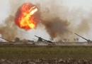 """Armenia dội \""""bão lửa\"""" san phẳng cơ sở dầu mỏ lớn của Azerbaijan"""
