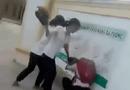 Tin trong nước - Vụ clip dùng mũ bảo hiểm đánh hội đồng bạn trước cổng trường: Kỷ luật 4 nữ sinh