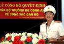 Tin trong nước - Thượng tá Nguyễn Nhật Trường giữ chức Phó Giám đốc Công an tỉnh An Giang