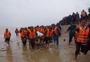 Việc tốt quanh ta - Cứu thành công thuyền viên tàu Vietship 01 gặp nạn trên vùng biển Quảng Trị