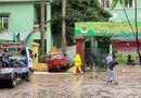 Tin trong nước - Hà Nội: Xe ôtô mất lái, húc đổ hàng rào trường mầm non