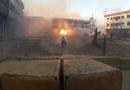 Tin thế giới - Tình hình chiến sự Syria mới nhất ngày 14/10: Đoàn tăng T-72 Syria bắn phá tuyến phòng ngự phiến quân