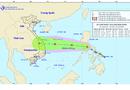 Tin trong nước - Áp thấp nhiệt đới vào biển Đông, có khả năng mạnh thành bão cấp 10