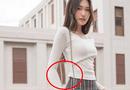 """Tin tức giải trí - Người đẹp có """"vòng eo nhỏ nhất"""" Hoa hậu Việt Nam lộ ảnh photoshop quá đà gây choáng"""