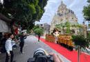 """Đời sống - """"Siêu đám cưới"""" ở Tuyên Quang: Đón dâu bằng Rolls Royce tứ quý 8, lâu đài siêu """"khủng"""""""