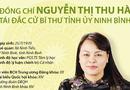 Tin trong nước - Chân dung, tiểu sử 8 nữ Bí thư Tỉnh ủy khóa mới