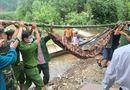 Tin trong nước - Vụ sạt lở thủy điện Rào Trăng 3: Phát hiện thêm 1 thi thể công nhân nằm dưới lớp đất đá