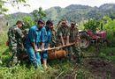 Tin trong nước - Tiêu hủy quả bom nặng hơn 220kg tại Khánh Hòa