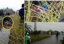 Tin trong nước - Hà Nội: Phát hiện nam thanh niên tử vong bên cạnh xe máy dưới mương nước
