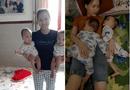 """Gia đình - Tình yêu - Xúc động khoảnh khắc mẹ Trúc Nhi –Diệu Nhi """"mừng rớt nước mắt"""" nghe con gọi """"mẹ"""" lần đầu tiên"""