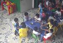 Video - Video: Cô giáo mầm non đánh, cắn trẻ trong giờ ăn bị tạm đình chỉ