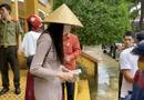Tin trong nước - Vụ Thủy Tiên dừng phát tiền cứu trợ vì thấy người nhận đeo vàng: Bí thư Huyện ủy Hải Lăng nói gì?