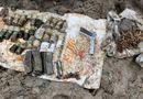 Tin trong nước - Đào đất cải tạo vườn, tá hỏa phát hiện hàng trăm viên đạn cùng 1 khẩu súng
