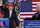 """Tin thế giới - Tổng thống Trump """"lật ngược thế cờ"""", dẫn trước đối thủ ở bang chiến địa"""