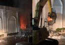 Tin trong nước - Hiện trường vụ cháy kinh hoàng quán bar X5 ở Vĩnh Phúc, 3 cô gái trẻ tử vong