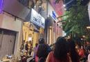Tin trong nước - Người phụ nữ rơi từ tầng 3 chung cư tại phố đi bộ Nguyễn Huệ