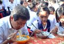 Tin trong nước - Ông Đoàn Ngọc Hải mời hơn 200 học sinh nghèo ăn phở