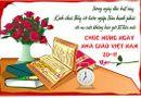 Chuyện học đường - Những lời chúc hay và ý nghĩa gửi tới thầy cô nhân ngày Nhà giáo Việt Nam 20/11