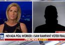 Tin thế giới - Fox News: Nhân viên kiểm phiếu ở Nevada khẳng định đã chứng kiến hành vi gian lận