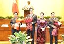 Tin trong nước - Quốc hội phê chuẩn bổ nhiệm 3 Thẩm phán TANDTC