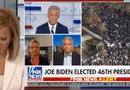 """Tin thế giới - Video: Nữ MC Fox News gây """"sốt"""" vì phản ứng khi khách mời nói về chiến thắng của ông Joe Biden"""