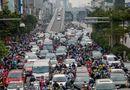 Tin trong nước - Hà Nội: Vành đai 2 thông xe, đường vẫn… tắc?