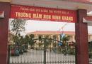Giáo dục pháp luật - Vụ giáo viên bị tố bạo hành trẻ 15 tháng tuổi ở Ninh Bình: Hiệu trưởng nhà trường nói gì?