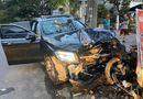 Tin trong nước - Tin tức giao thông ngày 21/11/2020: Diễn biến mới vụ nữ tiếp viên hàng không bị xế Mercedes tông