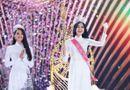 Chuyện làng sao - Khi Đỗ Thị Hà đăng quang hoa hậu, Tiểu Vy ghé vào tai nói câu đầy cảm động