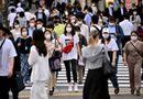 Tin thế giới - Số ca nhiễm COVID-19 trong ngày tại Nhật Bản vượt qua 3.000