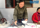 Đời sống - Đông đến, về Cao Bằng thưởng thức món bánh cuốn đậm đà hương vị quê hương