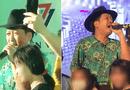 Chuyện làng sao - Cư dân mạng tranh cãi hình ảnh Trường Giang rơi lệ trên sân khấu, khán giả chen chúc chụp hình