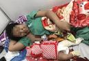 Sức khoẻ - Làm đẹp - Sức khỏe của bé trai sơ sinh bị gãy xương đùi khi sinh mổ giờ thế nào?