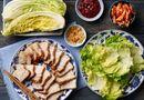 Ăn - Chơi - Mẹo nấu cơm đủ rau, thịt chỉ bằng một chiếc nồi cơm điện