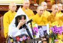 Chuyện làng sao - Con gái Vân Quang Long bật khóc khi hát tiễn biệt cha