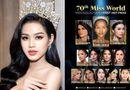 Tin tức giải trí - Đỗ Thị Hà đứng vị trí nào trong BXH top thí sinh tại Miss World của mà khán giả mừng rỡ đến vậy?