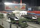 """Tin thế giới - Triều Tiên trình diễn loại """"vũ khí mạnh nhất thế giới"""" tại lễ duyệt binh"""