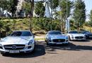 Kinh doanh - Đại gia Đặng Lê Nguyên Vũ khoe dàn siêu xe trăm tỷ tại sự kiện