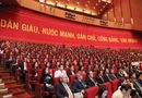 Tin trong nước - Thông cáo báo chí ngày làm việc thứ ba Đại hội XIII của Đảng