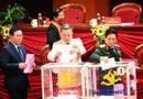 Tin trong nước - Danh sách tướng lĩnh Quân đội, Công an trúng cử BCH Trung ương khóa XIII