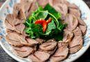 Ăn - Chơi - Bắp bò ngâm mắm chua ngọt ăn chống ngán ngày Tết, cách làm lại vô cùng đơn giản