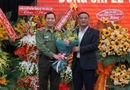 Tin trong nước - Thăng hàm Thiếu tướng cho Giám đốc Công an tỉnh Đắk Lắk