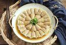 Ăn - Chơi - Bí đao cuộn thịt hấp thanh đạm, cả nhà có món ngon như nhà hàng
