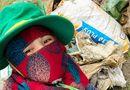 Nàng Mây bỏ đô thị phồn hoa về quê phân loại rác thải