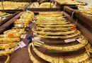 Thị trường - Giá vàng hôm nay 20/3: Giá vàng SJC tăng 200.000 đồng/lượng vào phiên cuối tuần