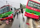 Tin trong nước - Tin tai nạn giao thông ngày 6/4: Trên đường đi học, bé gái lớp 5 bị xe buýt tông tử vong