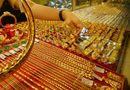Thị trường - Giá vàng hôm nay 13/4/2021: Giá vàng SJC giảm 100.000 đồng/lượng