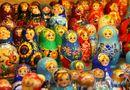 Ăn - Chơi - Những món quà lưu niệm độc đáo của nước Nga