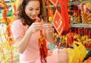 Chuyện làng sao - Hoàng Lê Vi dẫn con gái lớn đi mua sắm Tết